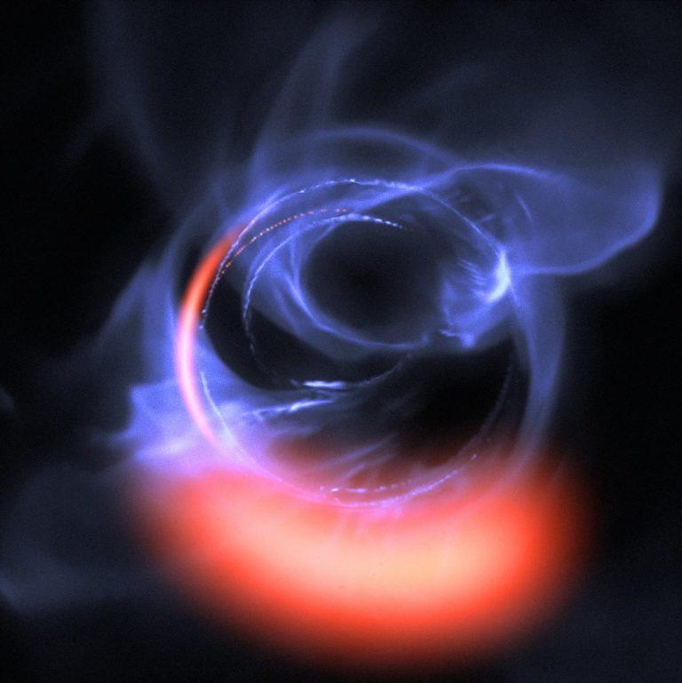 Nyt se on vahvistettu: Linnunradan keskustassa lymyilee supermassiivinen musta aukko – Tältä se ...