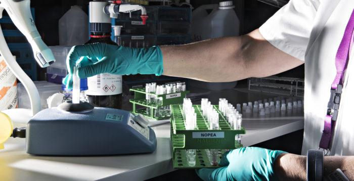 KRP:n rikosteknisessä laboratoriossa tutkimusten kiireellisyysluokitus vaihtelee 3–90 vuorokauden välillä.